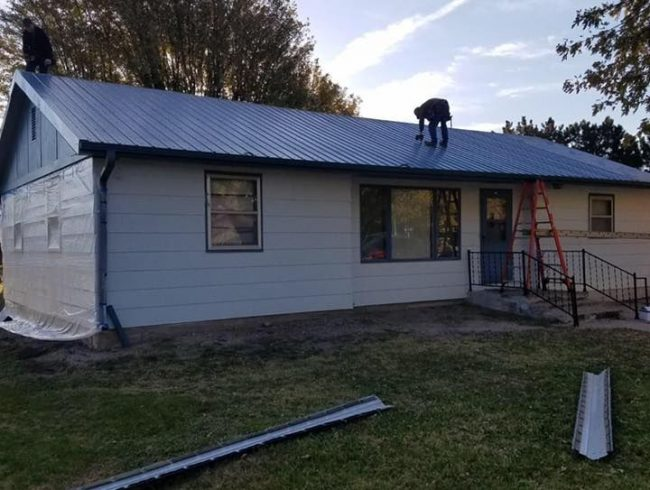 Roofing in Bogue, KS