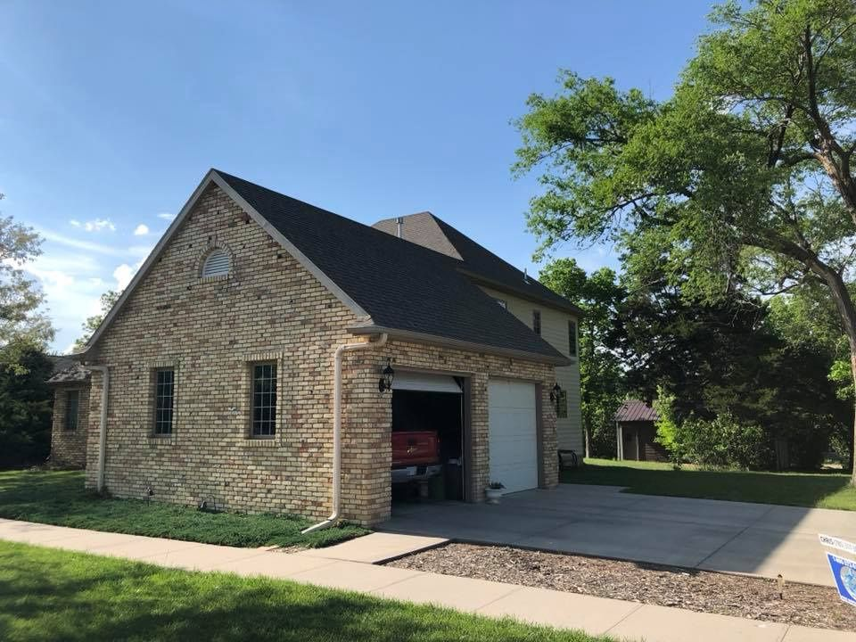 Completed - Roofing in SmithCenter, KS