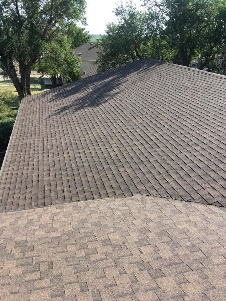 Completed - Roofing in Ingalls, KS